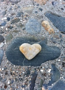 Heart Stone by Paula Sager